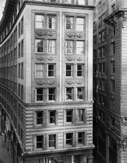 View of Washington Street Boston 2008