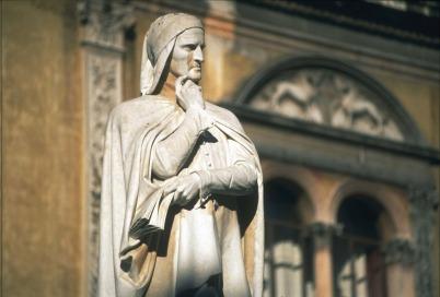 5. Estatua de Dante
