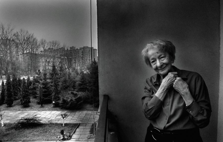 7. Wislawa Szymborska (1996)