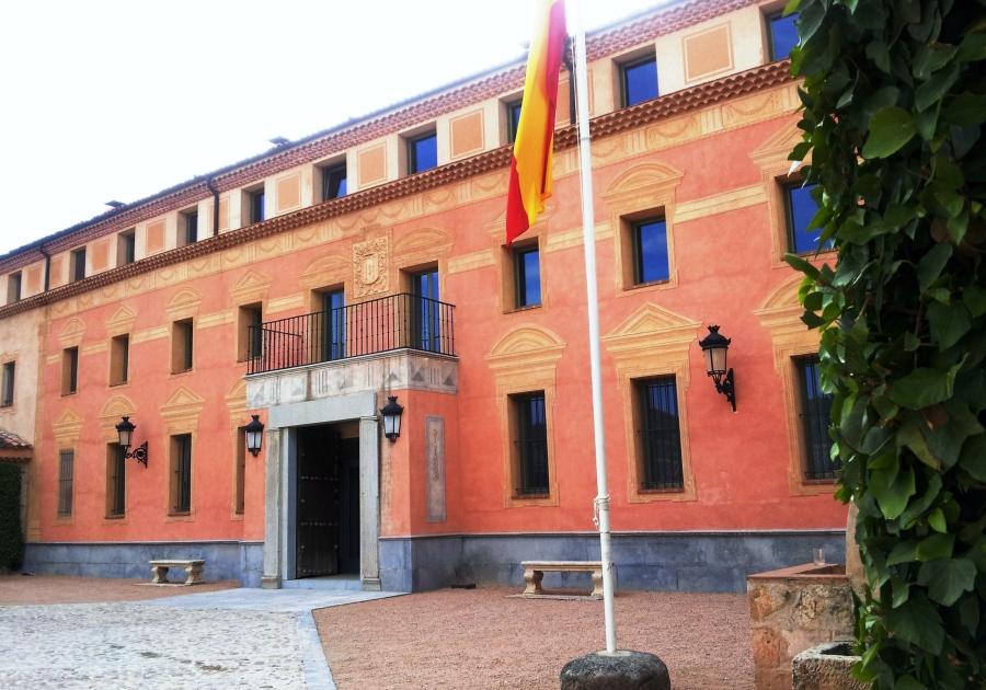 7. Palacio de Quintanar, en Segovia