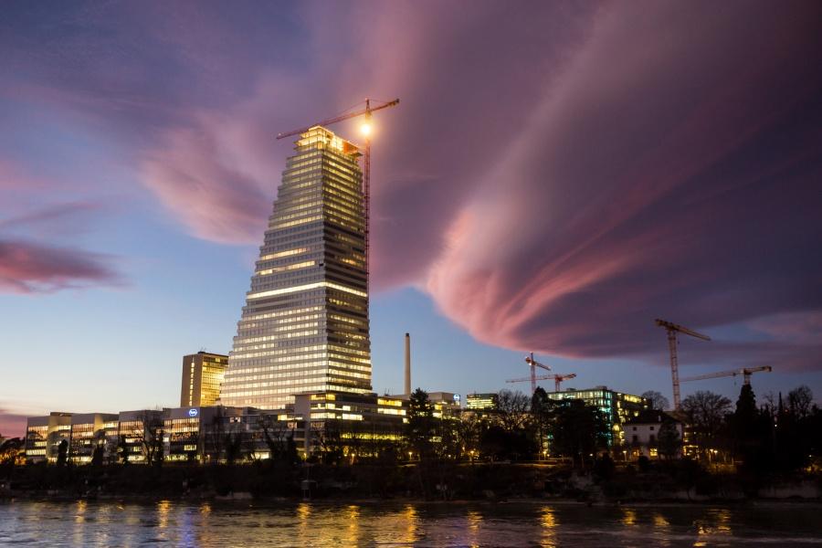 Foto 14 Roche Tower en Basilea