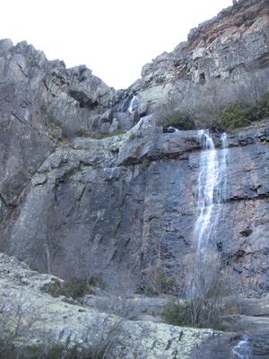 Cascadas de las Chorreras de Despeñalagua